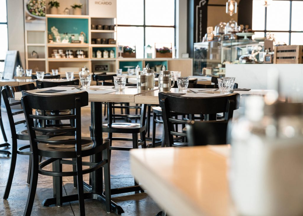 Café Ricardo et sa chef propriétaire Isabelle Plante - Printemps 2018