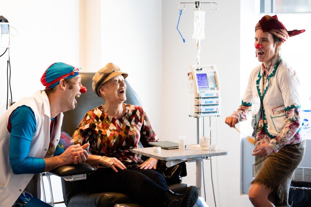 Dr clown / HCL Oncologie