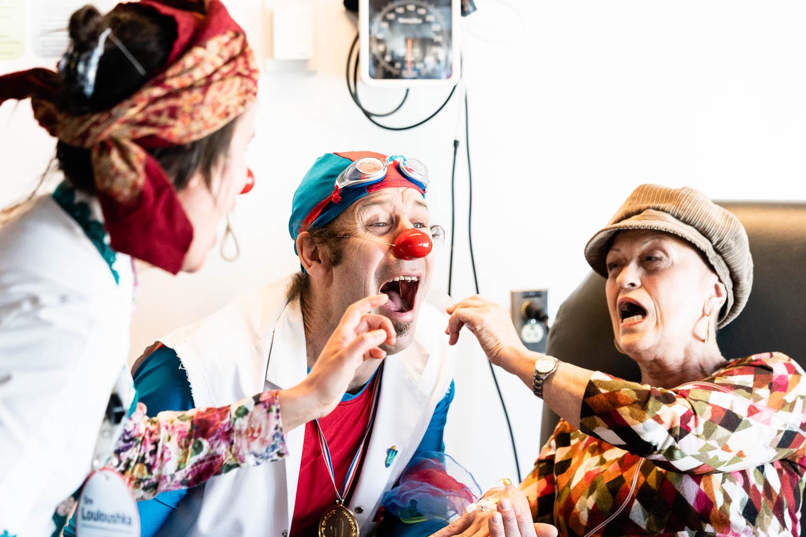 Fondation Dr Clown HCL