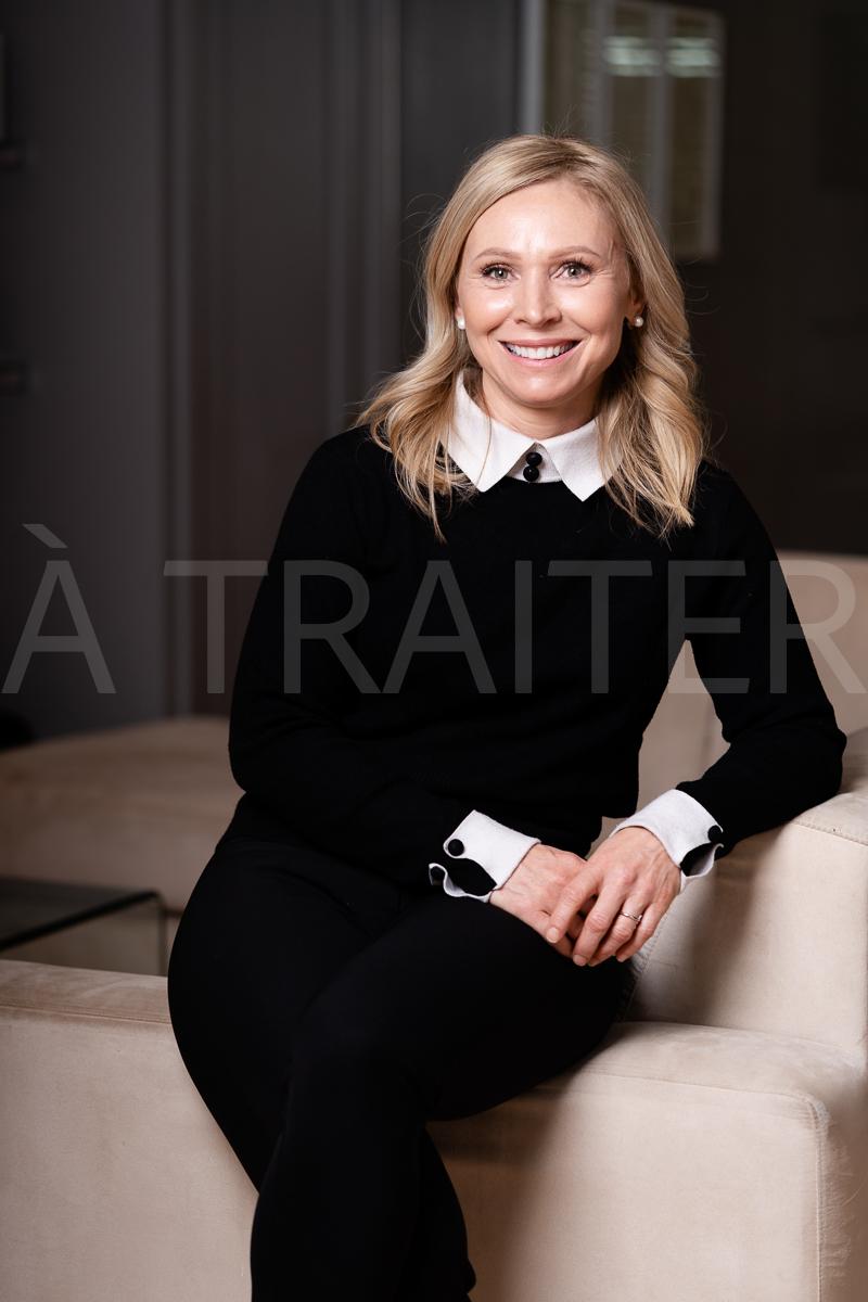 Karine Savaria | Portrait 2021 pour sélection